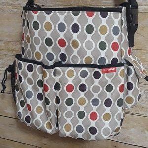 NWOT SKIP HOP Diaper Bag